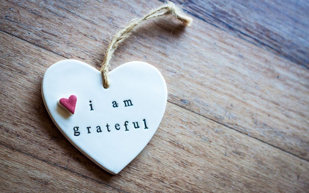 Experiencing Gratitude and Not Expressing It Is Like Buying a Present and Not Giving It.