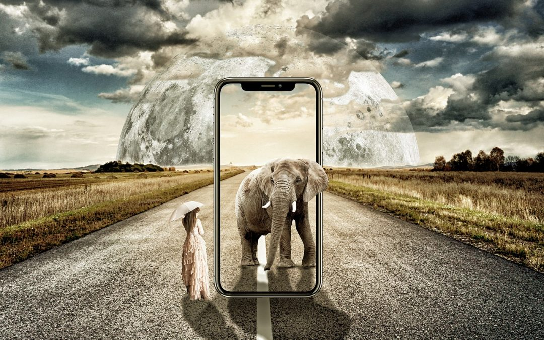 The Smartphone and Our Dehumanisation or ME Times, Me and My Phone
