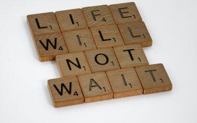 Postponed Life